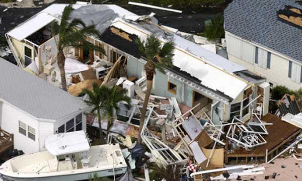 طوفان ها در ایالت فلوریدا