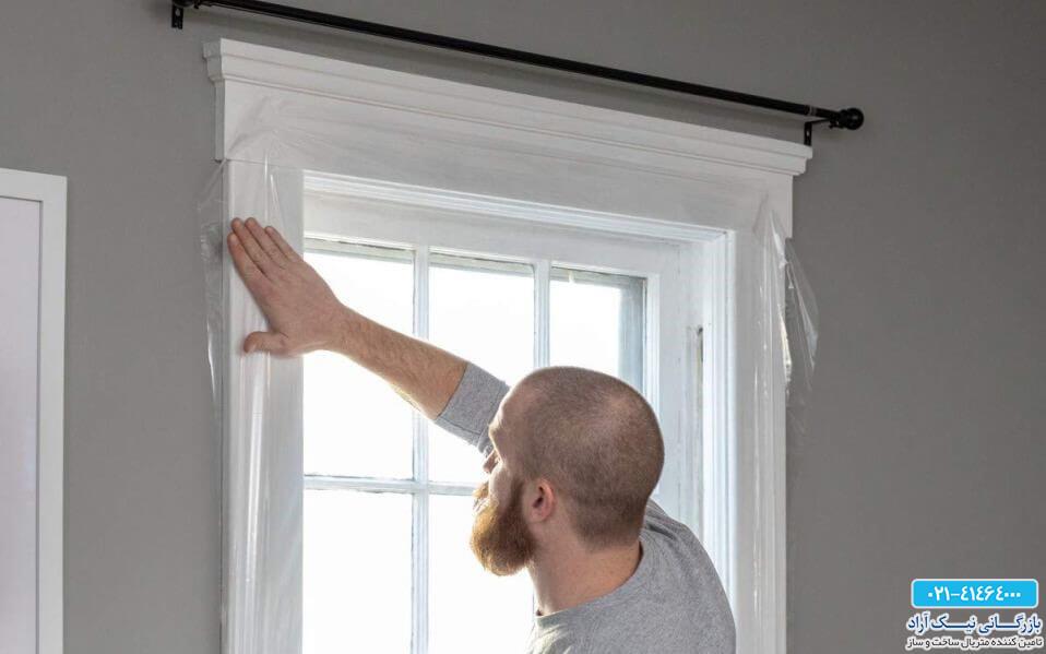 روش های عایقکاری پنجره